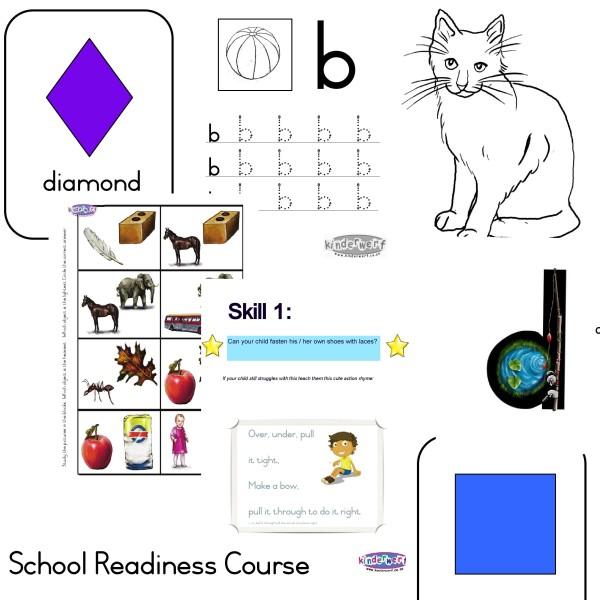 School readiness example